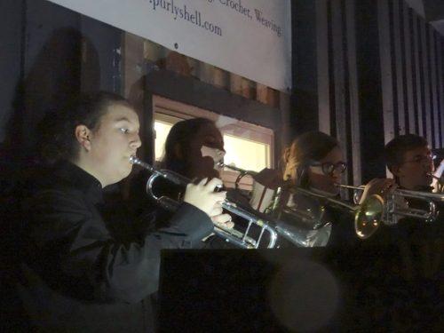 Ilwaco High School Jazz Band