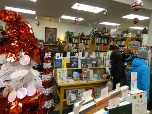 our local independent bookstore